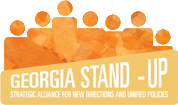Logo for Georgia Stand-Up