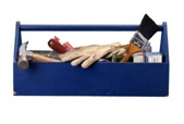 Photo of a toolbox